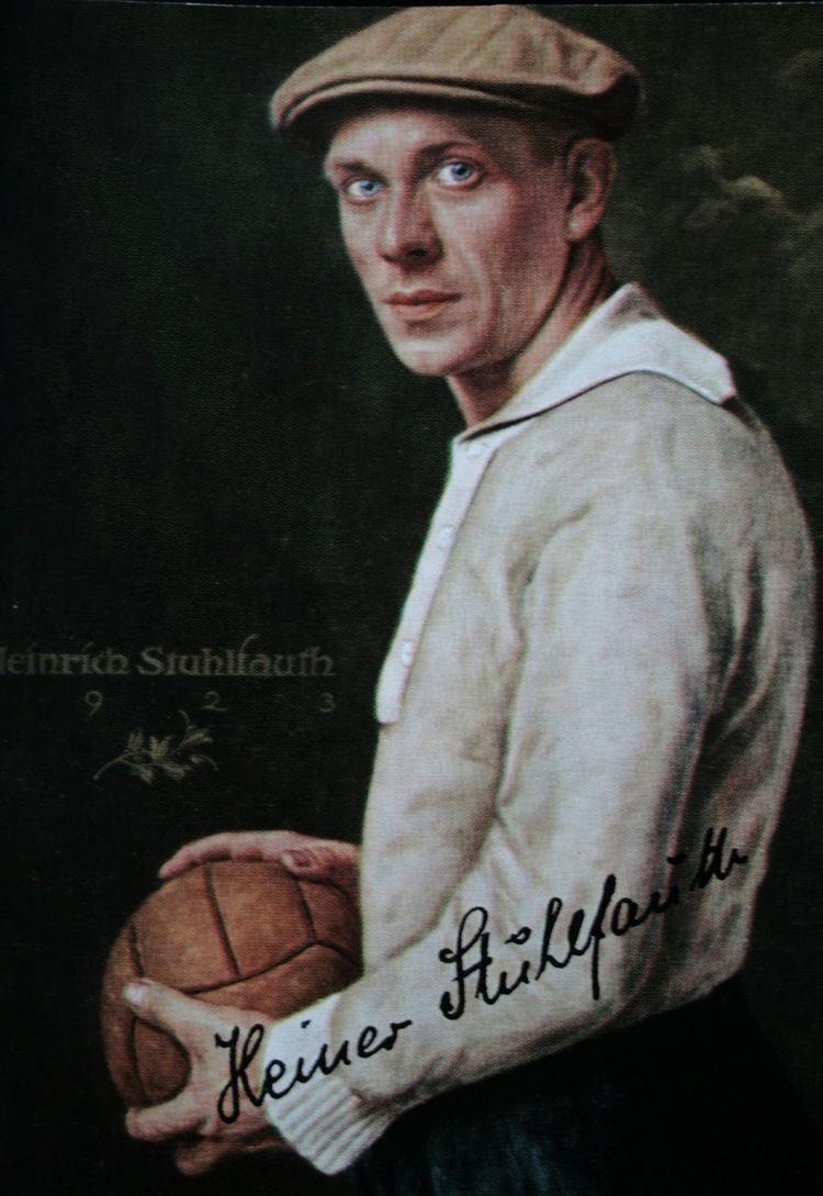 Heinrich Stuhlfauth Before The DAssociation Football around the world 18631937