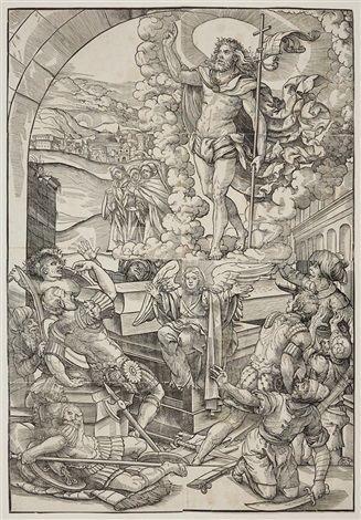 Heinrich Vogtherr Auferstehung Christi by Heinrich Vogtherr the Younger on artnet
