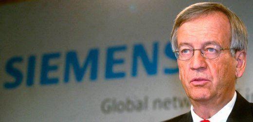 Heinrich von Pierer Bribery Suspicions US Investigators Go After Former
