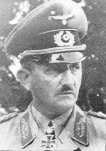 Heinrich von Vietinghoff Vietinghoff genannt Scheel Heinrich Gottfried von WW2