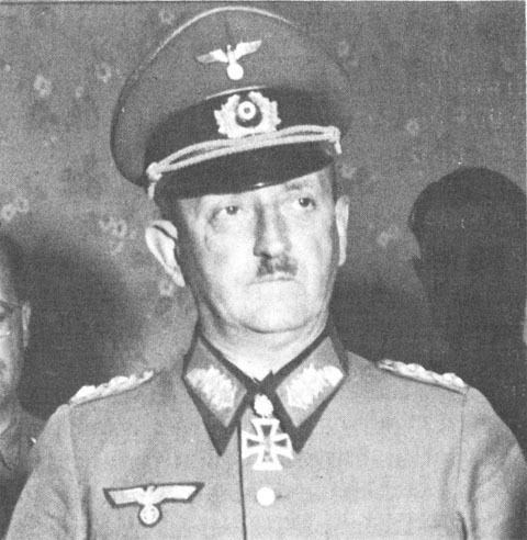 Heinrich von Vietinghoff HyperWar US Army in WWII Cassino to the Alps Chapter 30