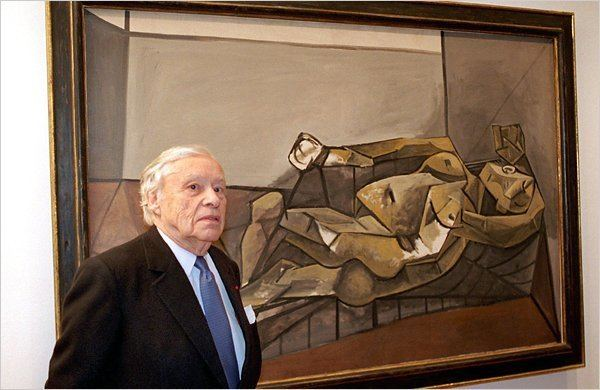 Heinz Berggruen Heinz Berggruen Influential Picasso Collector Dies at 93