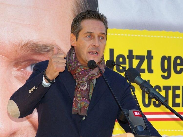 Heinz-Christian Strache HeinzChristian Strache Wikiwand
