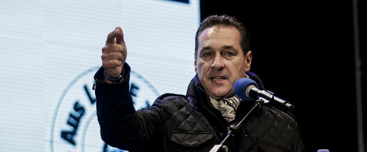 Heinz-Christian Strache Why Did Likud Invite FarRight Austrian Leader HeinzChristian