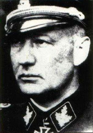 Heinz Lammerding OradoursurGlane photos of Adolf Diekmann Sylvester Stadler