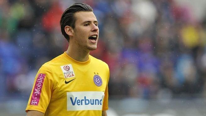 Heinz Lindner Heinz Lindner FK Austria Wien UEFAcom