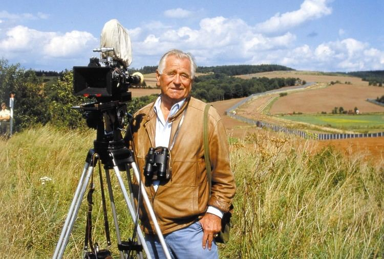 Image result for Heinz Sielmann: Who is the filmmaker and why did he earn the nickname 'Mr Woodpecker'?