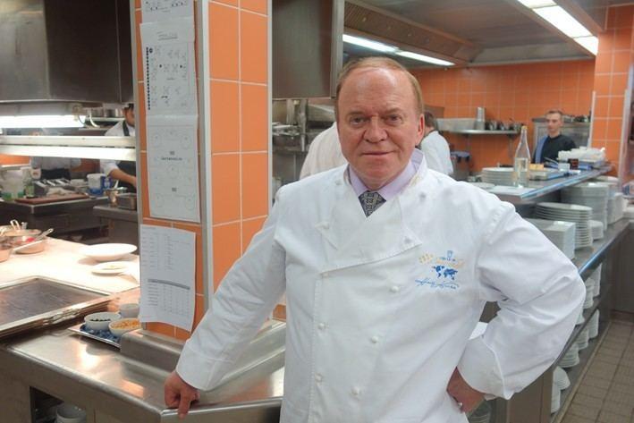 Heinz Winkler (chef) Review of Germany French restaurant Residenz Heinz Winkler by Andy