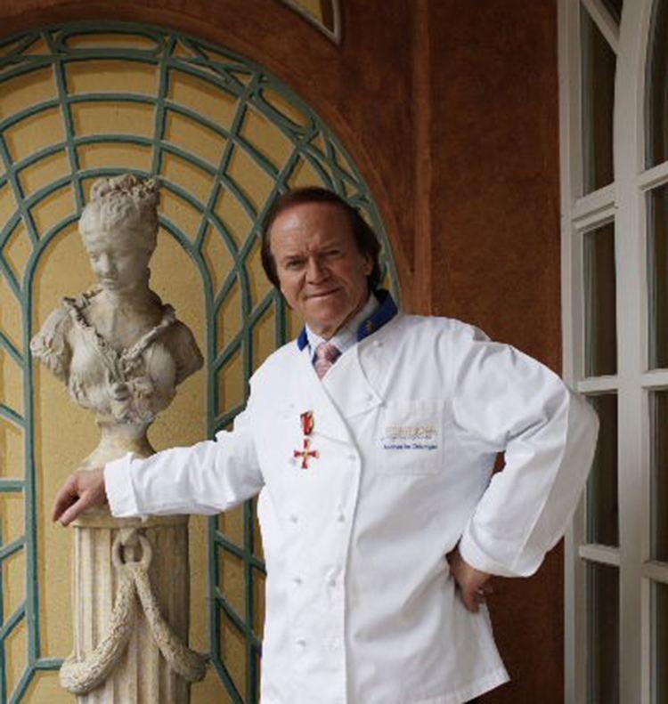 Heinz Winkler (chef) Heinz Winkler FOUR Magazine