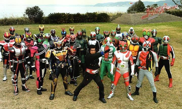 Heisei Rider vs Showa Rider: Kamen Rider Taisen feat Super