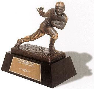 Heisman Trophy 1000 ideas about Heisman Trophy on Pinterest Ernie davis Barry j