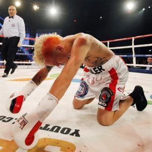 Hekkie Budler Rojas upsets Budler to win SuperSport Boxing