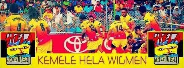 Hela Wigmen Hela Wigmen win 2014 Digicel Cup Papua New Guinea Today