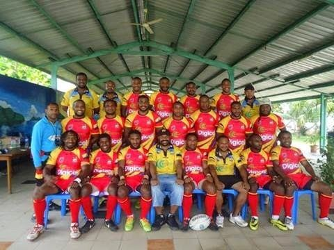 Hela Wigmen Hela Wigmen name team for semi final clash with Port Moresby Vipers