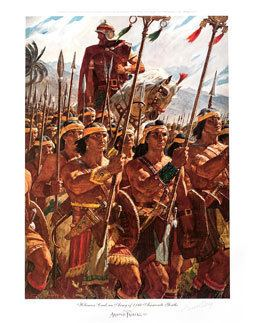 Helaman Heleman Leads an Army of 2060 Ammonite Youth Book of Mormon Classics