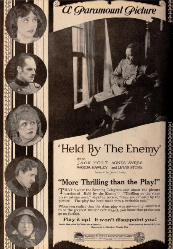 Held by the Enemy (film)