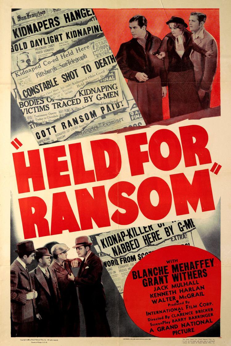 Held for Ransom (1938 film) wwwgstaticcomtvthumbmovieposters38361p38361