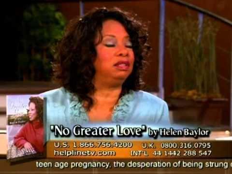 Helen Baylor Gospel Singer Helen Baylor A Broken Life and Heart Mended through