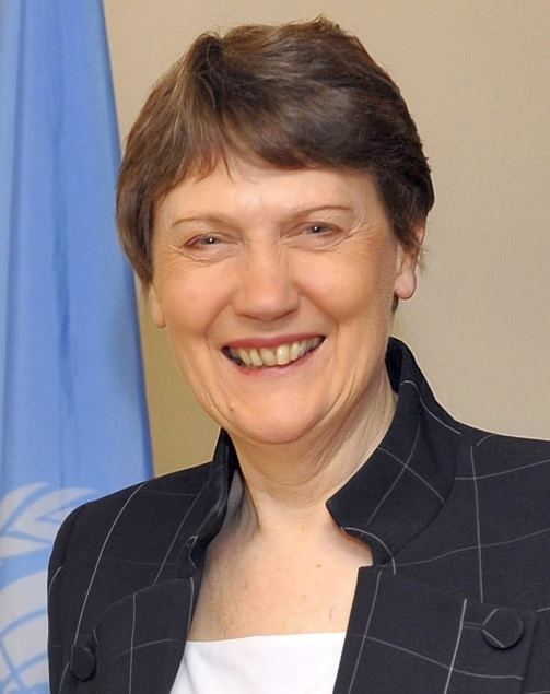 Helen Clark (British politician) Helen Clark Wikipedia