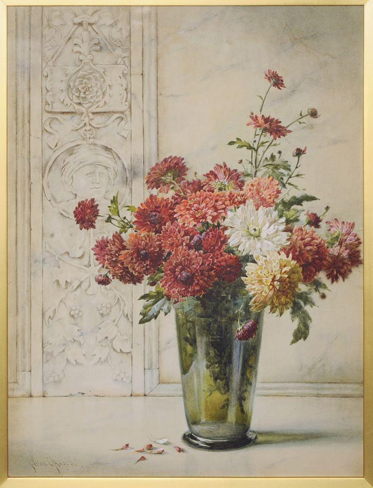 Helen Cordelia Angell Tennants Auctioneers Helen Cordelia Angell ne Coleman ARWS 18471884