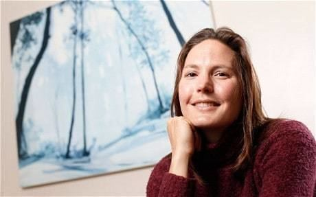 Helen Czerski Dr Helen Czerski the darling of bubble physics Telegraph