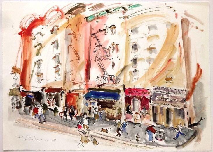 Helen Frank HELEN FRANK Westwood Art Gallery