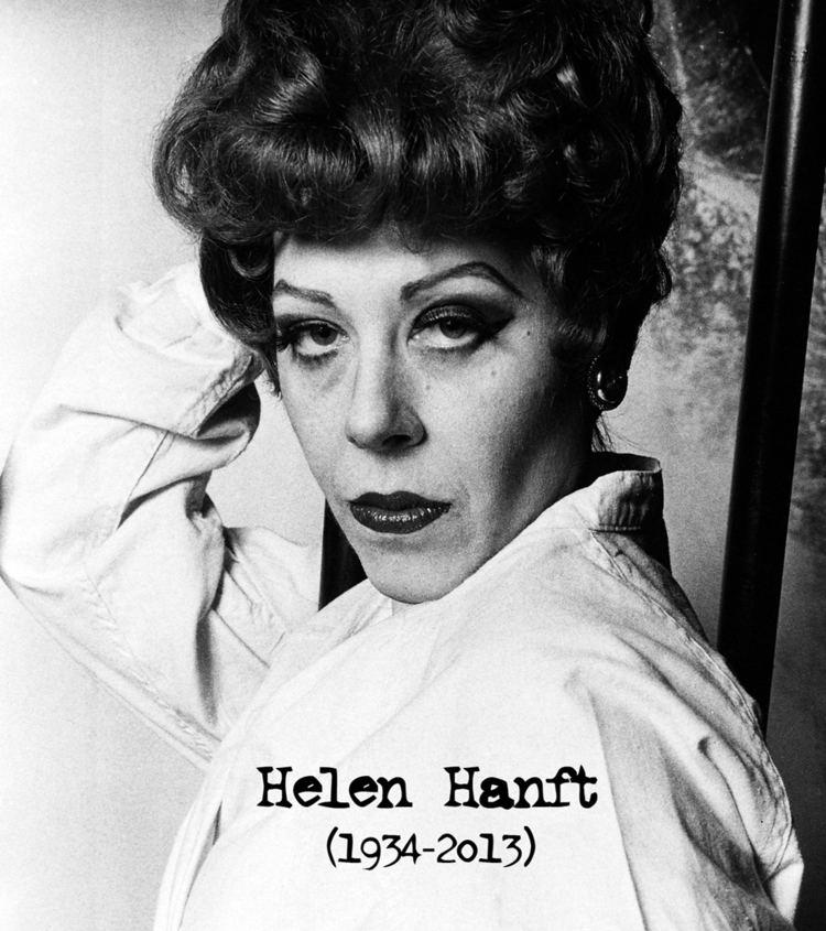 Helen Hanft Yeti Hideout The Mick Jagger of Jewish Ladies RIP Helen