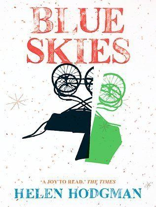 Helen Hodgman Blue Skies by Helen Hodgman ANZ LitLovers LitBlog