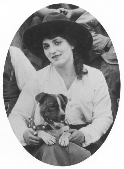 Helen Holmes Helen Holmes Women Film Pioneers Project