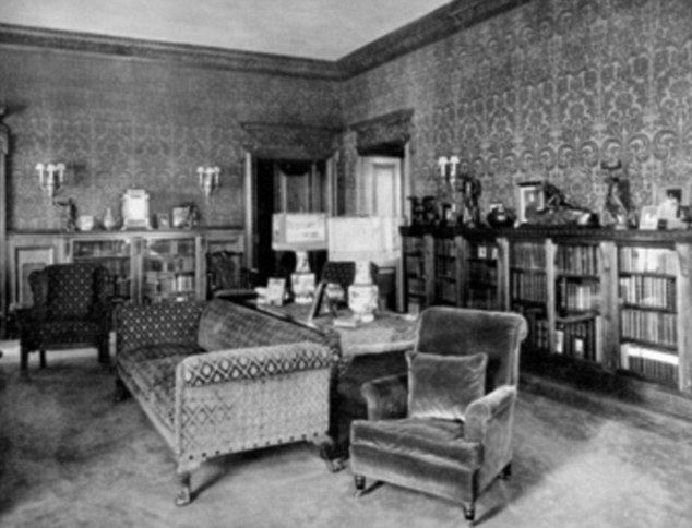 Helen Hope Montgomery Scott The Philadelphia Story Ardrossan Estate Pennsylvania