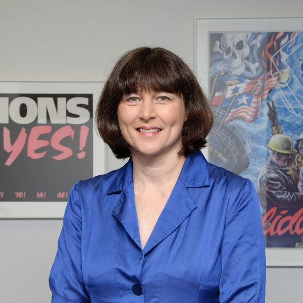 Helen Kelly (trade unionist) Speaker Helen Kelly