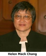 Helen Mack Chang Notre Dame Prize recipient Helen Mack to deliver lecture