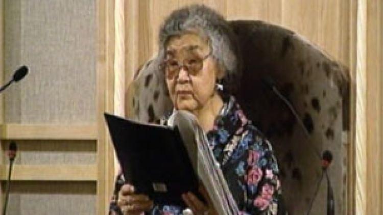 Helen Maksagak Helen Maksagak Nunavuts first commissioner dies at 77 North