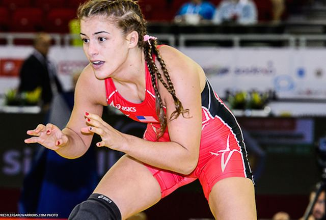 Helen Maroulis Championship Final Results Women For Austrian Ladies