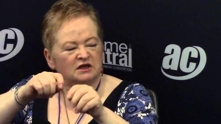 Helen McCarthy Helen McCarthy Author of The Anime Encyclopedia ACEN 2014
