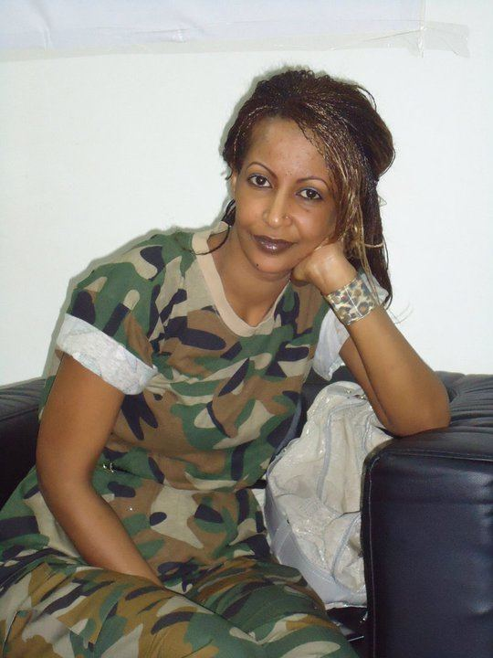 Helen Meles Superstar Helen Meles Travels to South Sudan Madote
