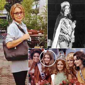 Helen Morgan (Miss World) Beauty queen Helen Morgan returns to Miss World event 37 years after