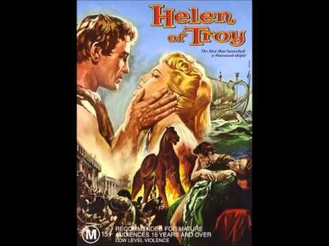 Helen of Troy (film) Max Steiner Helen of Troy 03 Love Theme YouTube