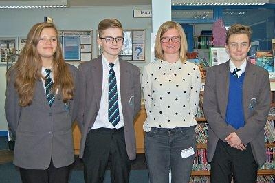 Helen Pidd Top journalist Helen Pidd transforms Academy library into a newsroom