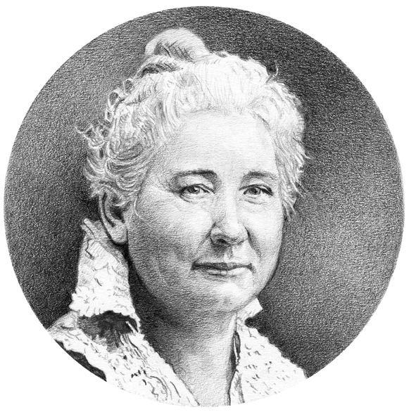 Helen Pitts Douglass National Council of Women on the Death of Frederick Douglass