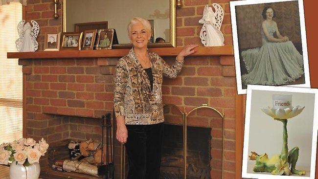 Helen Richey (dancer) Inside Helen Richey39s home Herald Sun