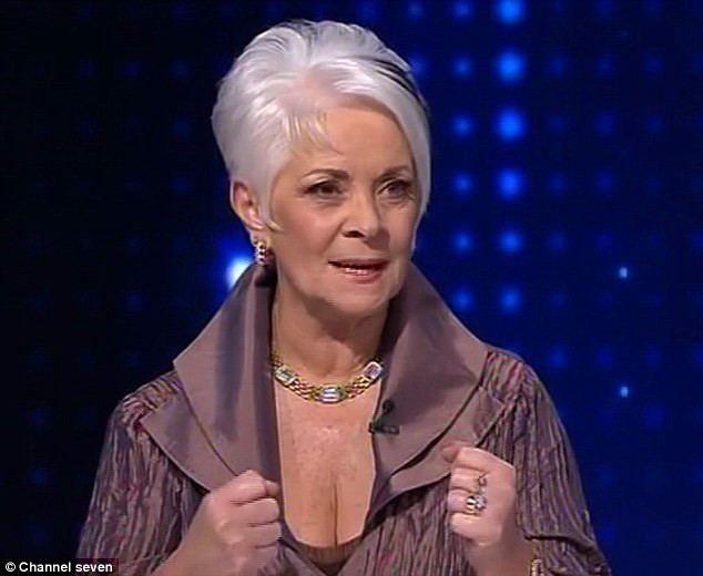 Helen Richey (dancer) Len Goodman backs Australian Dancing With the Stars judge Helen