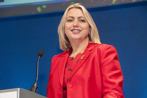 Helen Stokes-Lampard Professor Helen StokesLampard STPs must stop prioritising