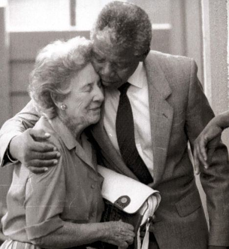 Helen Suzman Hundreds gather to mourn celebrated South African anti