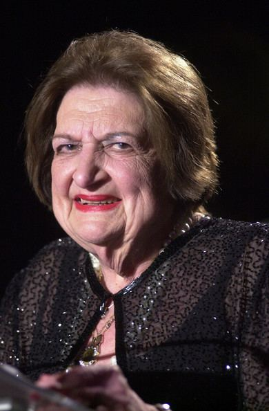 Helen Thomas Helen Thomas Pictures FILE Helen Thomas Dies at Age 92