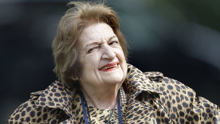Helen Thomas Helen Thomas Dead Pioneering White House Journalist