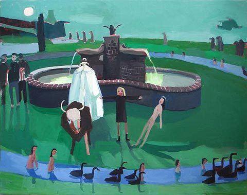 Helen Verhoeven Helen Verhoeven Paintings Contemporary paintings and Figurative