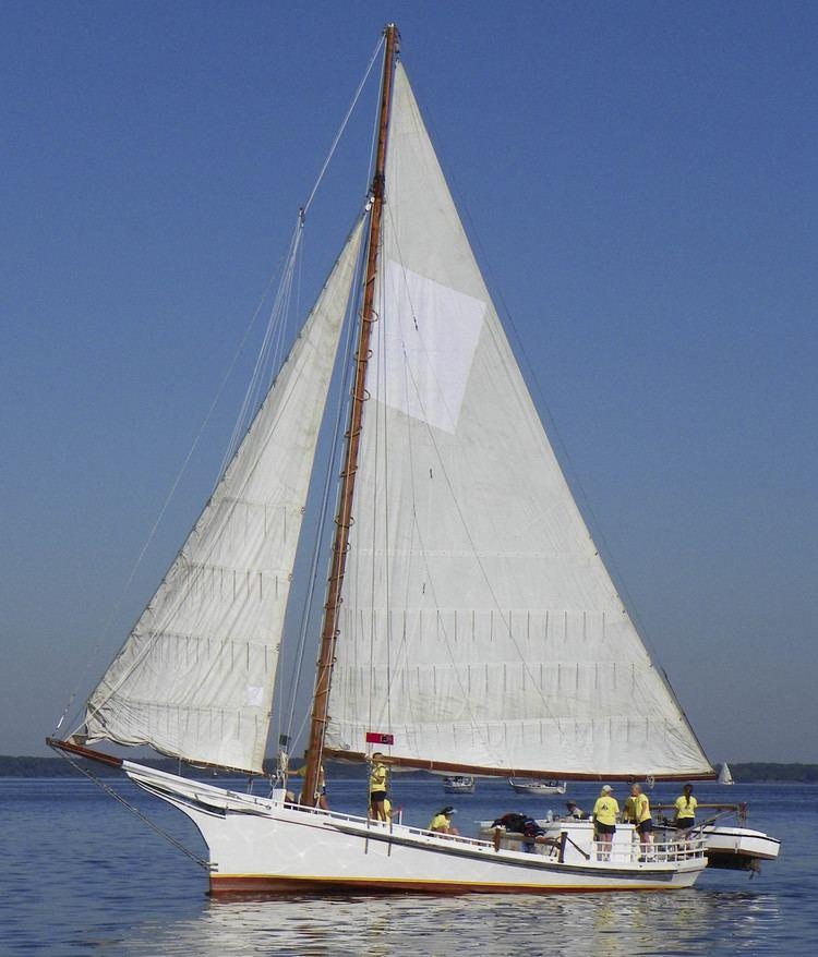 Helen Virginia (Skipjack boat) Skipjack Helen Virginia