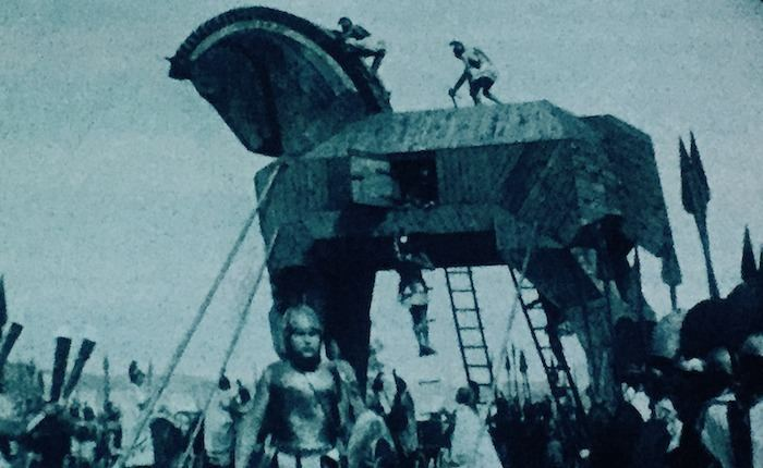 Helena (1924 film) Le Giornate del Cinema Muto 2015 UCLA Film Television Archive