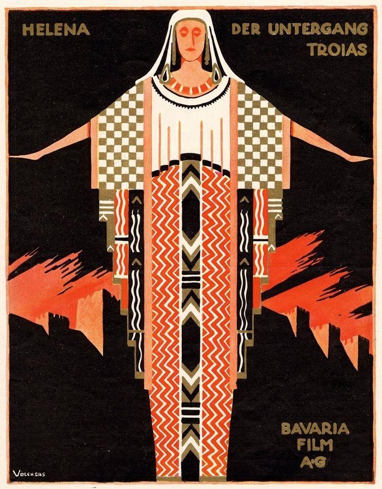 Helena (1924 film) Antti Alanen Film Diary Helena Der Untergang Trojas III Helen